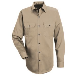 Deluxe Heavyweight Cotton Shirt Thumbnail