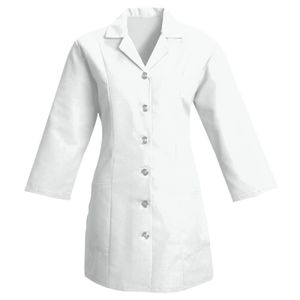 Ladies' Smock with Adjustable Three-Quarter Sleeve Thumbnail