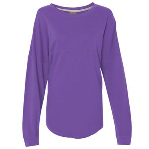Women's Athena French Terry Dolman Sleeve Sweatshirt Thumbnail