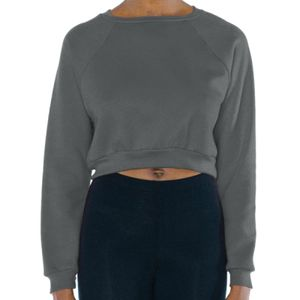 Women's Flex Fleece Raglan Cropped Sweatshirt Thumbnail