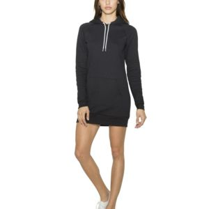 Women's Flex Fleece Hooded Dress Thumbnail