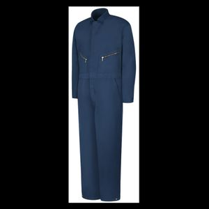 Insulated Twill Coverall - Tall Thumbnail